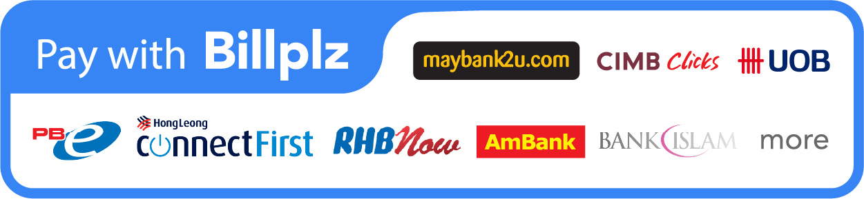 Online Banking FPX & Debit/Credit Card Payment